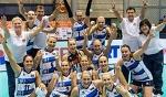 Женская сборная по волейболу: красота покоряет Европу - Прессбол