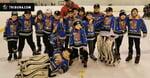 Команда «Кобрин-2012» — победитель турнира по хоккею с шайбой в Пружанах