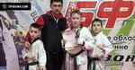 Кобринский таэквондист Дмитрий Климчук — бронзовый призер республиканского турнира в Гродно