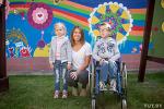 Как легкоатлетка Алина Талай помогает тяжелобольным детям