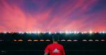 Невероятный закат во время матча в Бресте: природа выдала лучший перфоманс тура