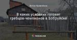 В каких условиях готовят гребцов-чемпионов в Бобруйске