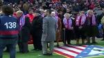 El Atletico tuvo este bonito gesto con los socios veteranos