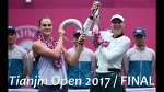Sharapova vs Sabalenka Highlights / Tianjin Open 2017 / Final