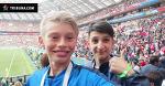 «Такая возможность дается только один раз в жизни». Как воспитанник «Ислочи» съездил в Москву на чемпионат мира