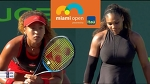 Williams vs Osaka Full Highlights / Miami Open 2018 / Round of 128