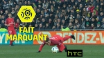 Le carton jaune improbable mais justifié de Marco VERRATTI : 21ème journée de Ligue 1 / 2016-17