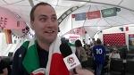 Невероятные эмоции с фан-зоны EURO 2016
