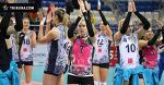 «Минчанка» обыграла «Безье» и вышла в 1/4 финала Кубка ЕКВ. Как это было