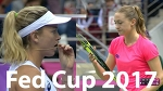 Sasnovich vs Vandeweghe Highlights HD / Fed Cup 2017 / Belarus - USA / Final