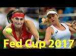 Sabalenka vs Vandeweghe Highlights HD / Fed Cup 2017 / Belarus - USA / Final