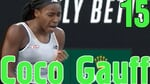 Osaka vs Gauff / Australian Open-2020 / Round 3