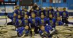 Хоккейная команда «Кобрин-2012» — чемпион Первенства Брестской области по хоккею