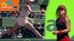Osaka vs Svitolina Full Highlights / Miami Open 2018 / Round of 64