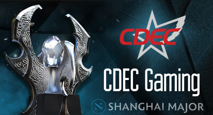The Shanghai Major, CDEC Gaming