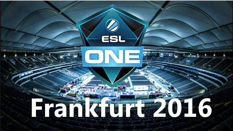 Nanyang Championship, Dota Summit 12, ESL One Frankfurt, StarLadder ImbaTV Minor
