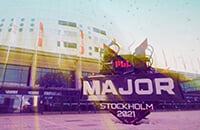 RMR, BLAST Premier Fall Groups 2021, DreamHack, PGL Major Stockholm 2021, IEM