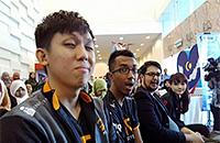 Team DK, Fnatic, YamateH, Чай «Mushi» Е Фун, The International