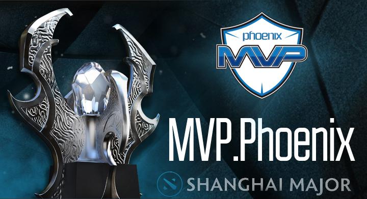 MVP Phoenix, The Shanghai Major