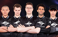 The International, Team Secret, Морис «KheZu» Гутман, Клемент «Puppey» Иванов, Язид «YapzOr» Жарадат, Чжэн «MidOne» Йек Най, Pyo «MP» No-a