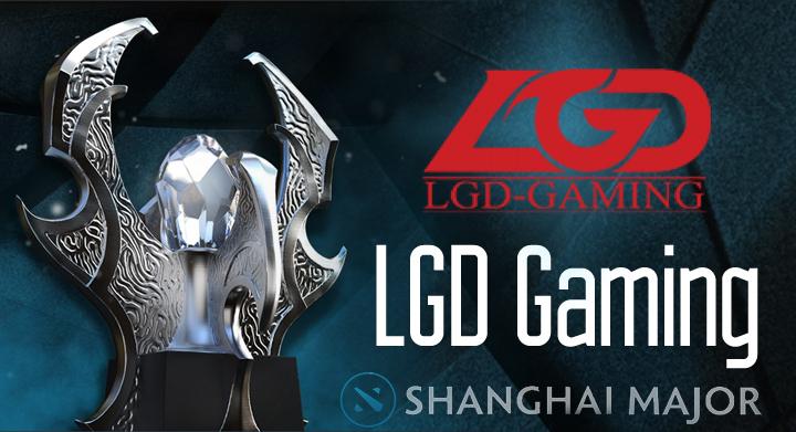 PSG.LGD, The Shanghai Major