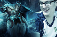 Амер «Miracle-» аль-Баркави, Phantom Assassin, The International, Earthshaker, Team Liquid, Keen Gaming
