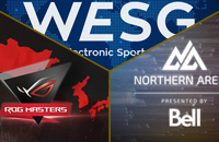 ROG Masters, WESG, Northern Arena