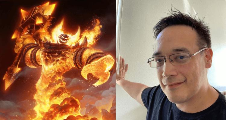 Блоги, Нг «Blitzchung» Вай Чунг, Hearthstone, Blizzard Entertainment, World of Warcraft Classic, World of Warcraft