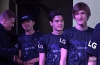 The International, OG, Virtus.pro, Team Secret, Team Liquid, Newbee