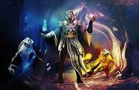 Underlord, Medusa, Invoker, Treant Protector, Ursa