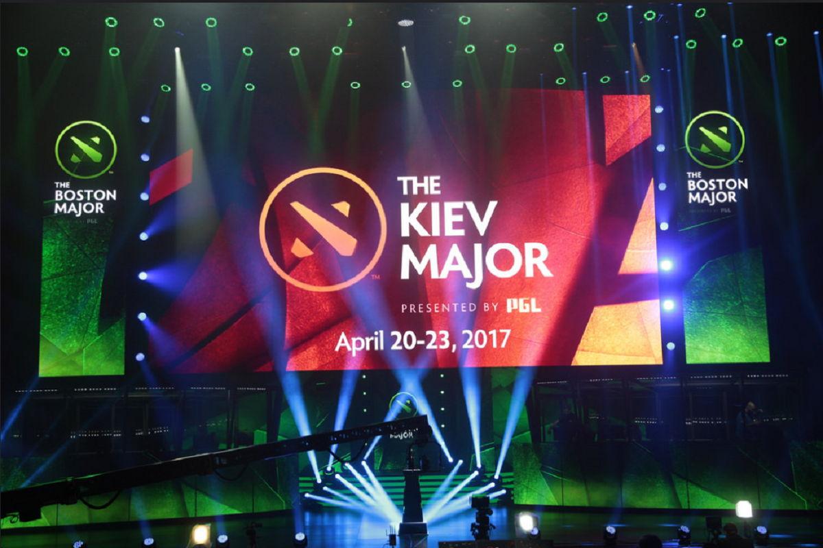 The Kiev Major, OG, Virtus.pro, Ilya «Lil» Ilyuk, Evil Geniuses, Team Random, Invictus Gaming
