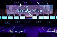 Yota Arena, ESforce Holding