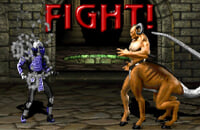 Файтинги, Ultimate Mortal Kombat 3, Mortal Kombat (серия игр)