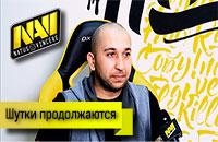 Vladimir «Rodjer» Nikogosyan, Natus Vincere, Evgeny «HarisPilton» Zolotarev