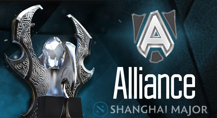 Alliance, The Shanghai Major