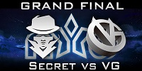 Nanyang Championship, Team Secret, Vici Gaming