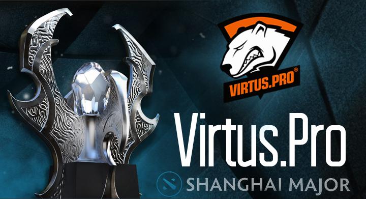 Virtus.pro, The Shanghai Major