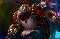 Баги в Dota 2, Гайды, Clockwerk, Pudge