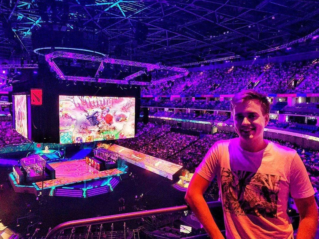 Михаил «Olsior» Зверев, World Championship LoL, The International, Maincast