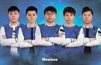 The International, Team Secret, Newbee