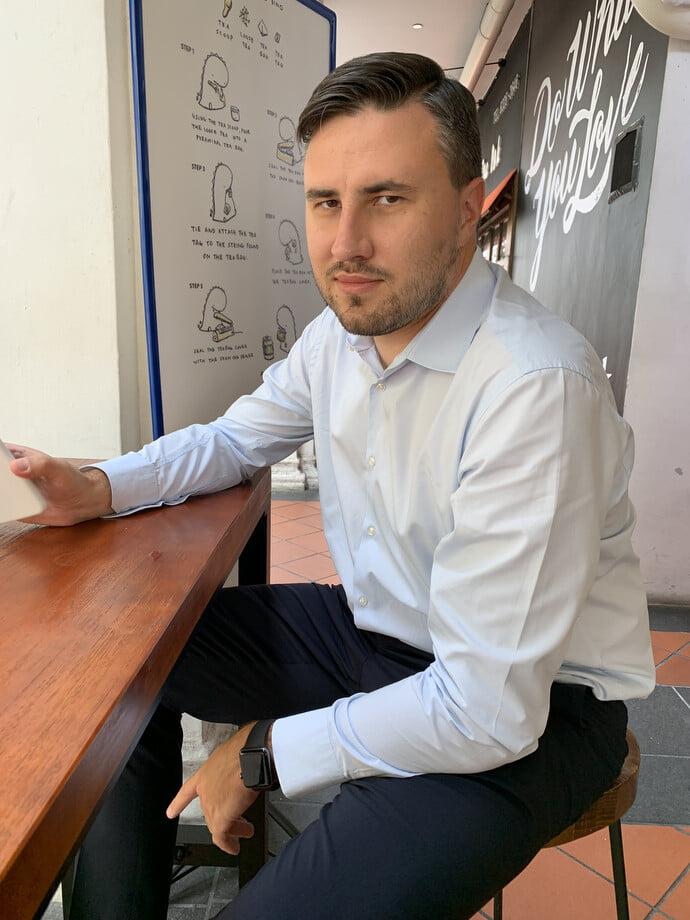 Илья Власов, CEO Reality Rift