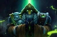 Huskar, Earth Spirit, Morphling, Alchemist, Bounty Hunter