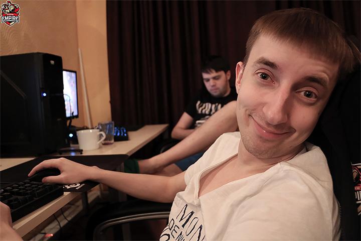 The Kiev Major, Andrey «Ghostik» Kadyk, Team Empire