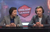 DreamLeague Season 12, Виктор «Godhunt» Волков, Сергей «Smile» Ревин