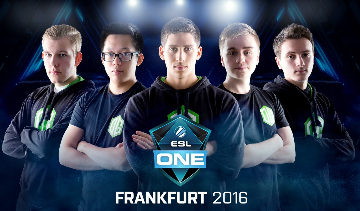 NAVI, Vega Squadron, OG, ESL One Frankfurt, Team Liquid