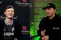 Winstrike, Роман «Resolut1on» Фоминок, Андрей «ALWAYSWANNAFLY» Бондаренко, J.Storm, The International