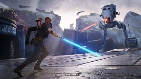 В Fallen Order разработчики показали унылый бой с боссом
