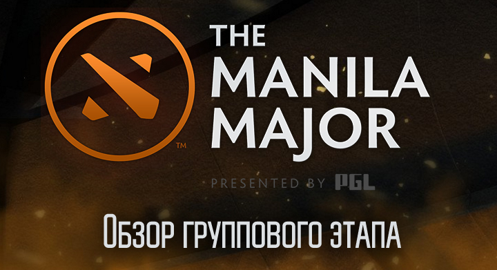 The Manila Major, OG, Newbee, Complexity, Team Empire, Team Secret, Wings, NaVi, Chaos, Team Liquid, Alliance, Vici Gaming Reborn, Fnatic, Evil Geniuses, Mineski, PSG.LGD, MVP Phoenix