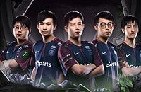 The International, OG, PSG.LGD, Team Secret