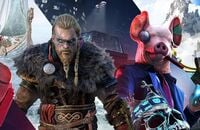 Ubisoft, Assassin's Creed Valhalla, Assassin's Creed, Far Cry 6, Watch Dogs Legion, Far Cry